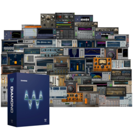 Waves Waves Audio Diamond Bundle