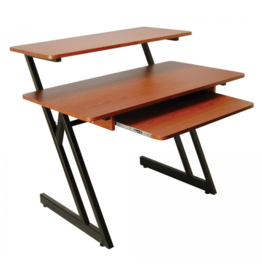 On Stage WS7500RB Wood Workstation (Rosewood / Black)