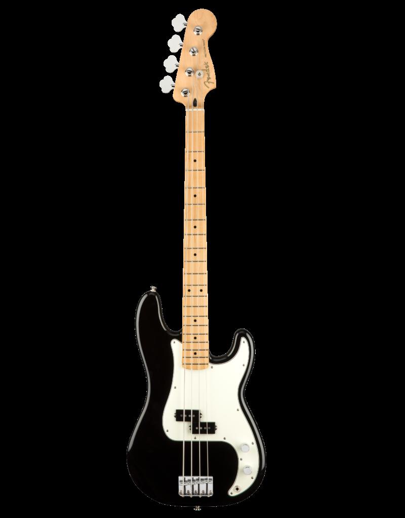 Fender Fender Player Precision Bass®, Maple Fingerboard, Black