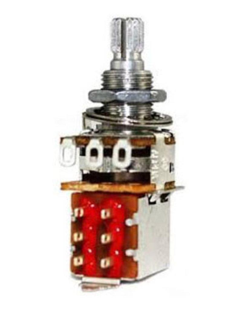 Allparts Allparts 500K DPDT Push Pull Audio Pot