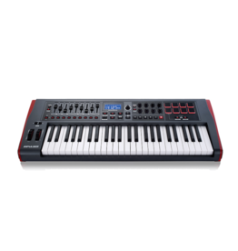 novation Impulse 49 note controller keyboard midi controller