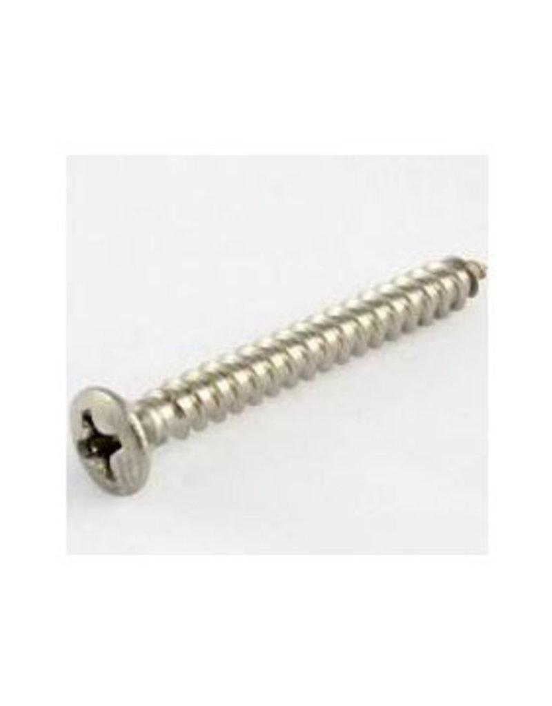 Allparts Allparts GS-0003-005 Strap Button Screws Steel