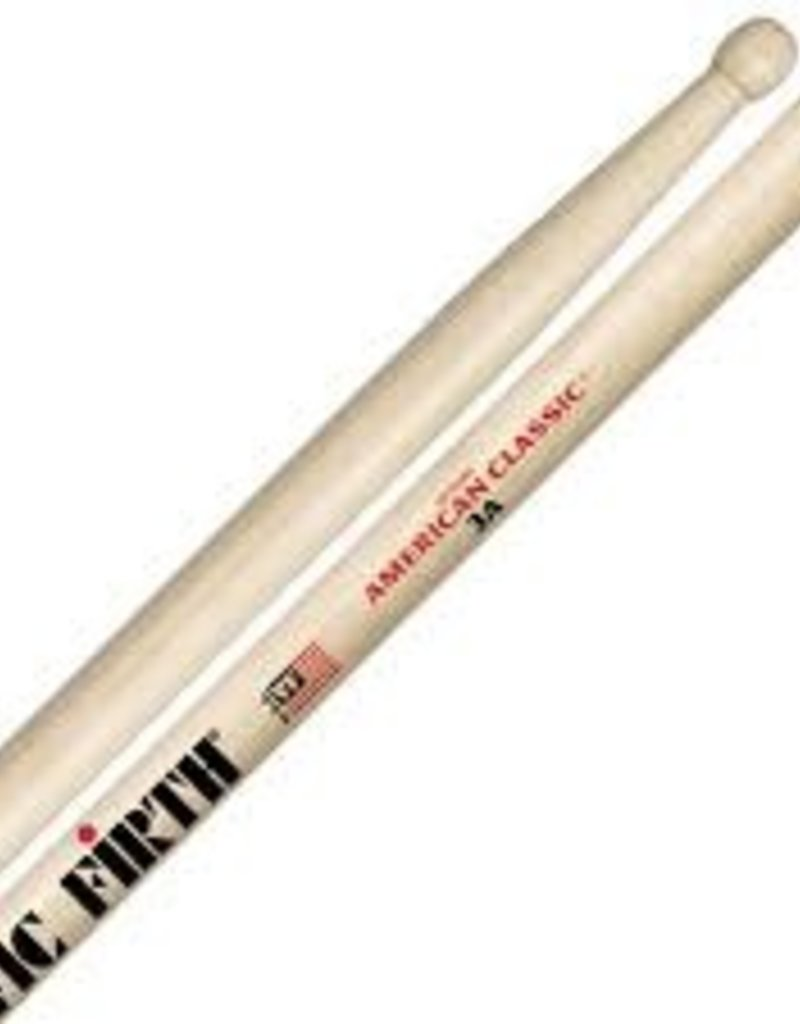 Vic Firth American Classic Drumsticks - 3A - Wood Tip