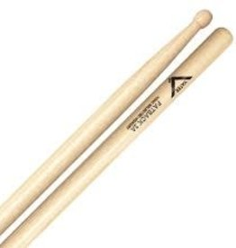 Vater Hickory Fat Back 3A Wood Tip Drum Sticks