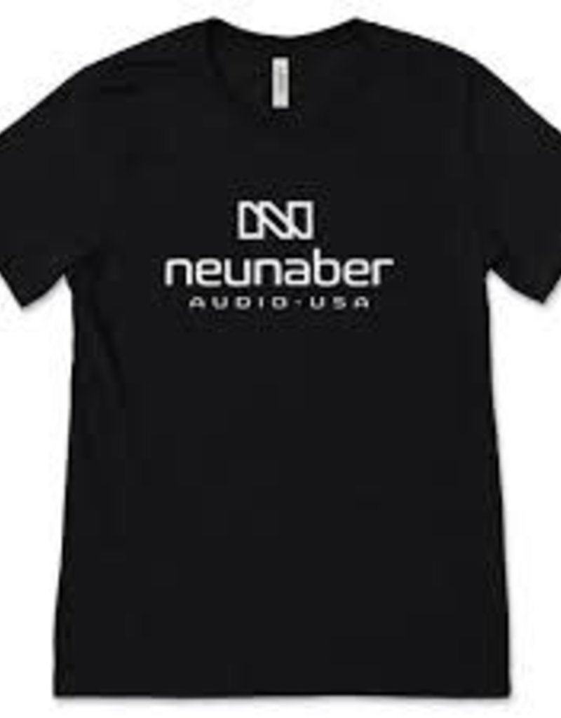 Neunaber Logo T-Shirt Black Logo Extra Large
