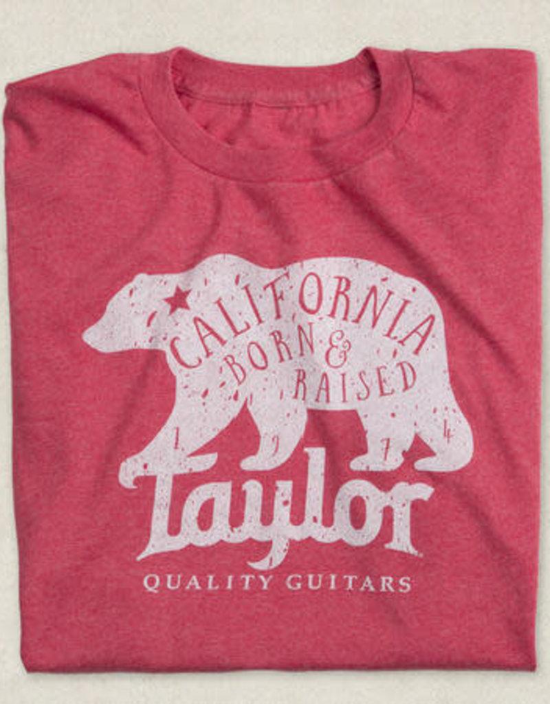Taylor Taylor Bear Red T-Shirt XL