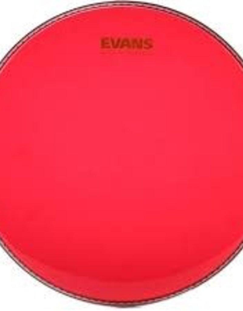 """Evans Evans Hydraulic Series Drumhead - 14"""" - Red TT14HR"""