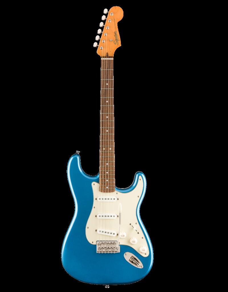 Squier Squier Classic Vibe '60s Stratocaster®, Laurel Fingerboard, Lake Placid Blue