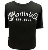 Martin Martin Guitars Logo T-Shirt Black Medium