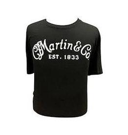 Martin Martin Guitars Logo T-Shirt Black Large