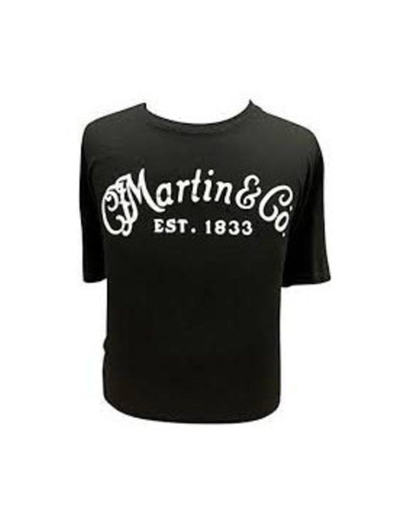 Martin Martin Guitars Logo T-Shirt Black Extra Large