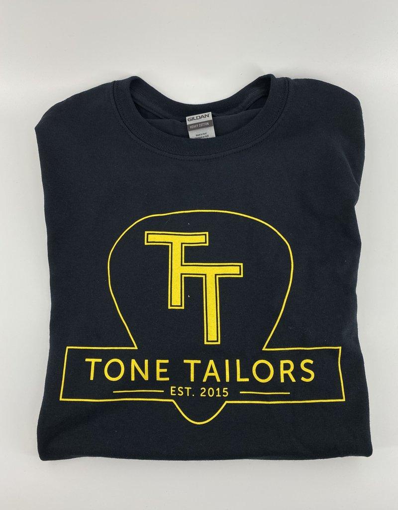 Tone Tailors Main Logo Black / Yellow Shirt (XL)