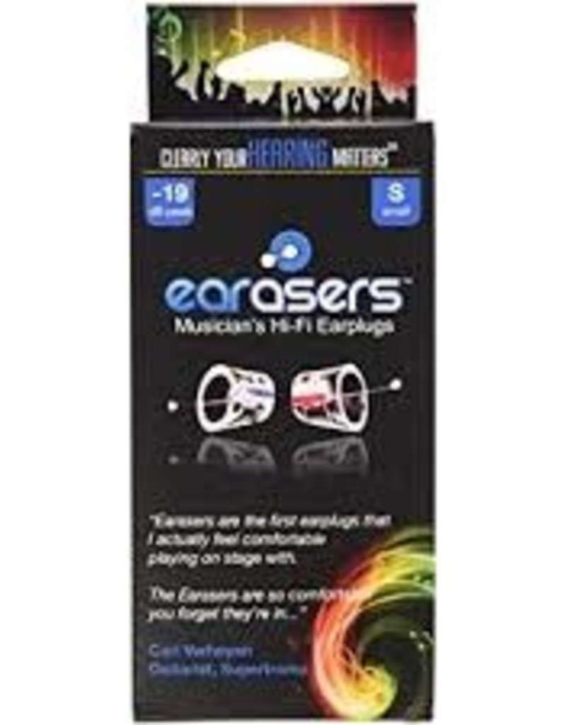 Earasers Musicians Plugs EAR-M1 Medium