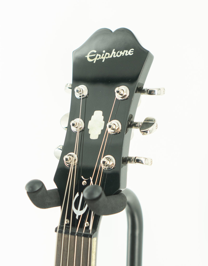 Epiphone Epiphone Limited Edition Dot Black Royale Electric Guitar