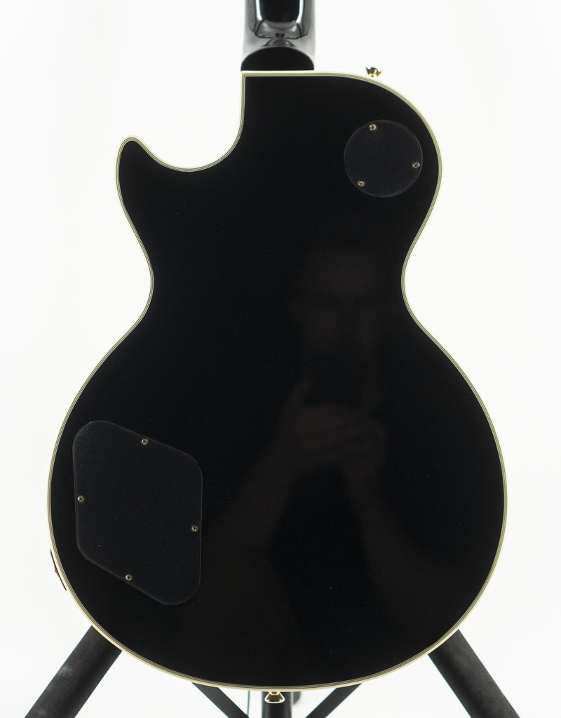 Epiphone Epiphone Les Paul Custom Lite Guitar Ebony with Gold Hardware