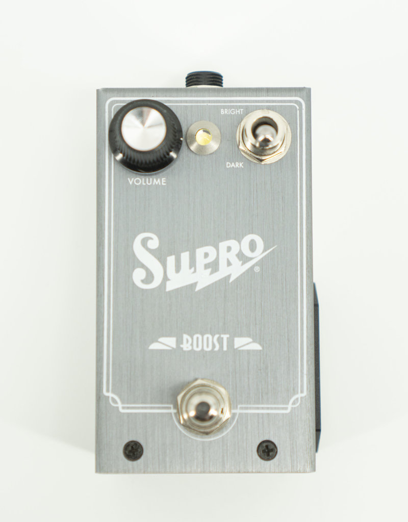 Used Supro 1303 Boost Pedal