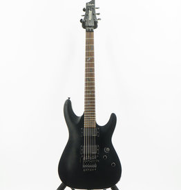 Used Schecter Diamond Series Damien FR Electric Guitar
