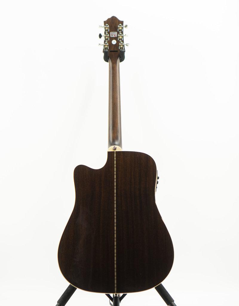 Epiphone Epiphone Masterbilt DR-500MCE Acoustic Electric Vintage BurstGuitar (19102303227)