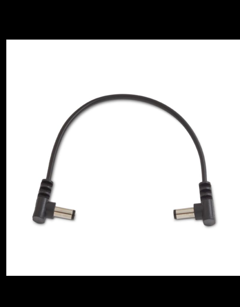 RockBoard RockBoard Flat Power Cable, angled/angled, 15 cm