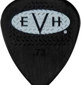EVH EVH Signature Picks, Black/White, 1.00 mm, 6 Count