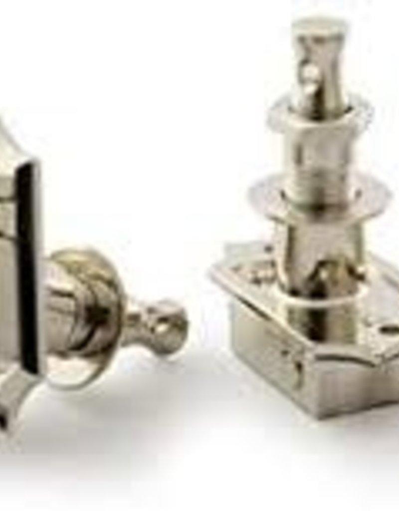 Gibson PMMH-01 Deluxe Green Key Tuner Set (Vintage Nickel)
