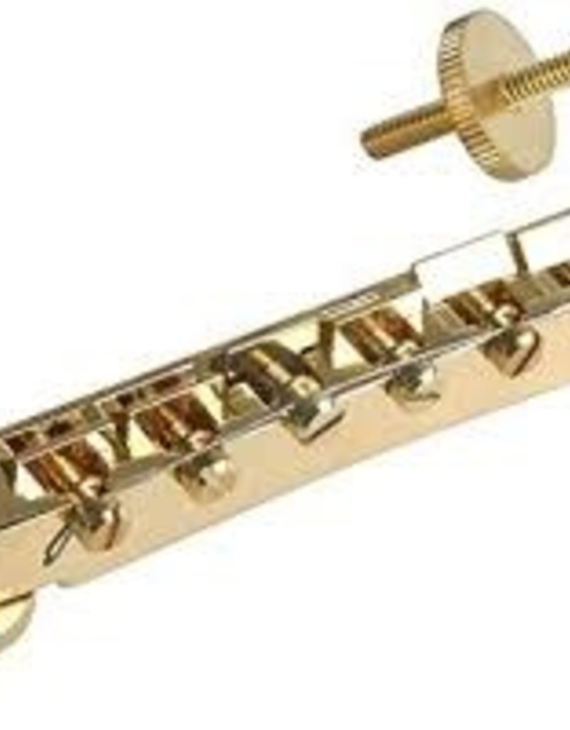 Gibson PBBR-020 ABR-1 Tune-O-Matic Bridge Gold