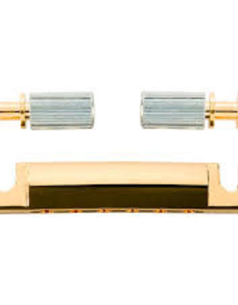 Gibson PTTP-0202 Stop Bar Tailpiece (Gold)