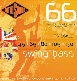 RotoSound RS665LD Roundwound Bass Strings .45-.130