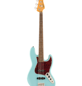 Fender Squier Classic Vibe '60s Jazz Bass®, Laurel Fingerboard, Daphne Blue