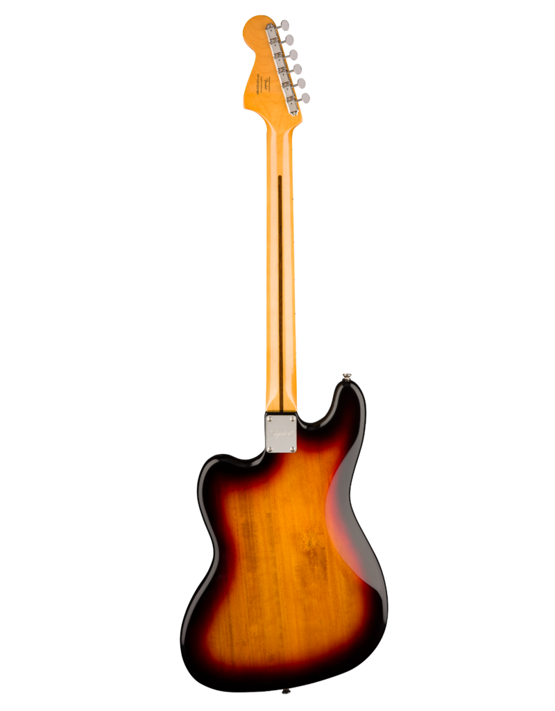 Squier Squier Classic Vibe Bass VI, Laurel Fingerboard, 3-Color Sunburst