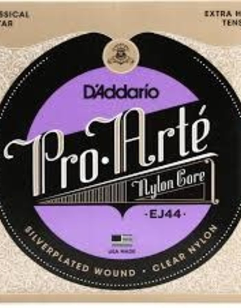 D'Addario D'Addario EJ44 Pro-Arte Nylon Classical Guitar Strings, Extra Hard Tension