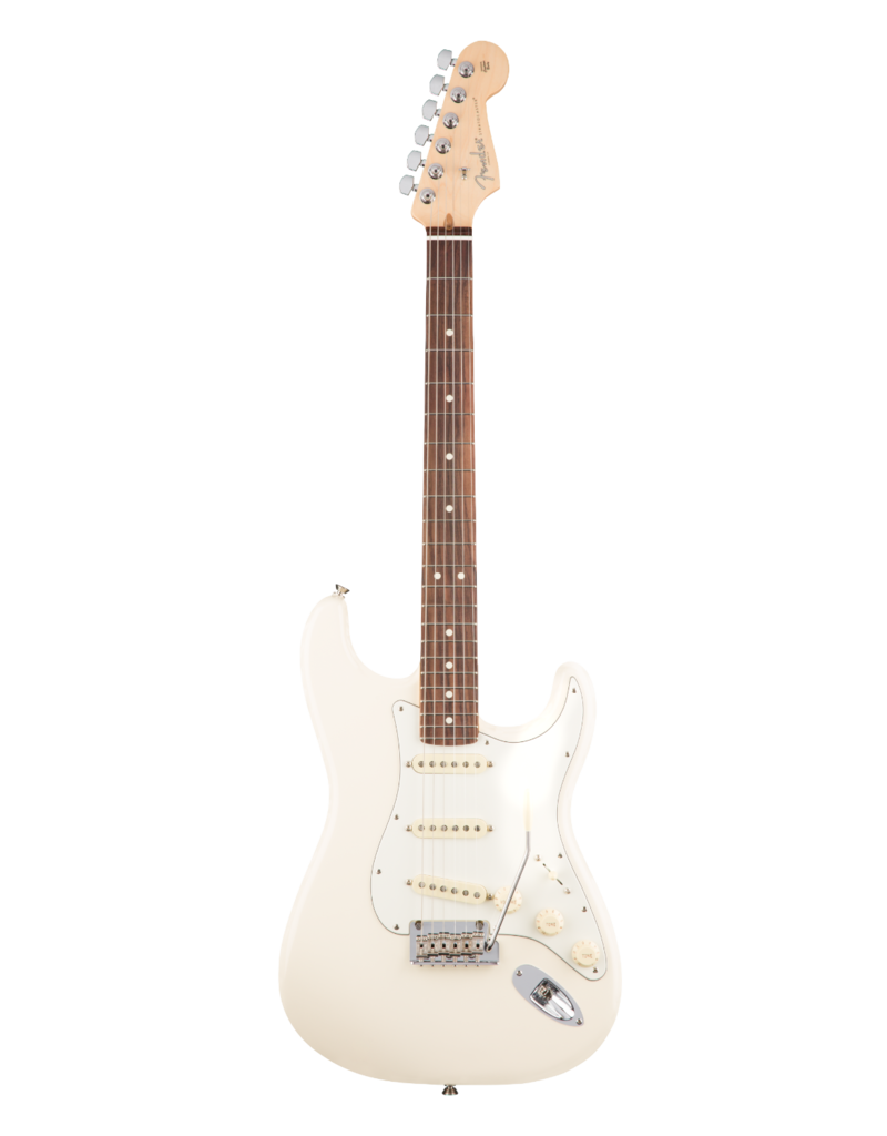 Fender Fender  American Pro Stratocaster®, Rosewood Fingerboard, Olympic White