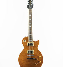Epiphone Used Epiphone Les Paul Classic Quilt Maple Top Trans Amber