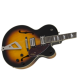 Gretsch Gretsch G2420 Streamliner™ Hollow Body with Chromatic II, Laurel Fingerboard, Broad'Tron™ Pickups, Aged Brooklyn Burst