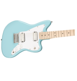 Squier Squier  Mini Jazzmaster® HH, Maple Fingerboard, Daphne Blue