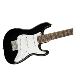 Squier Squier Mini Stratocaster®, Laurel Fingerboard, Black
