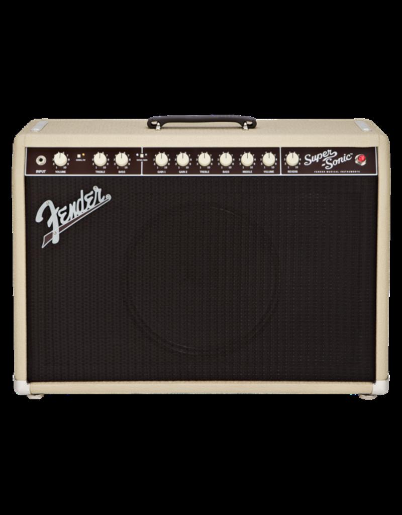 Fender Fender Super-Sonic™ 22 Combo, Blonde