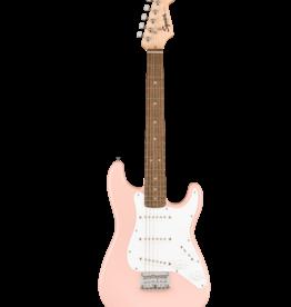 Squier Squier  Mini Stratocaster®, Laurel Fingerboard, Shell Pink