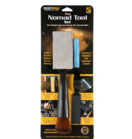 MusicNomad MusicNomad The Nomad Tool Set - The Original Nomad Tool & The Nomad Slim