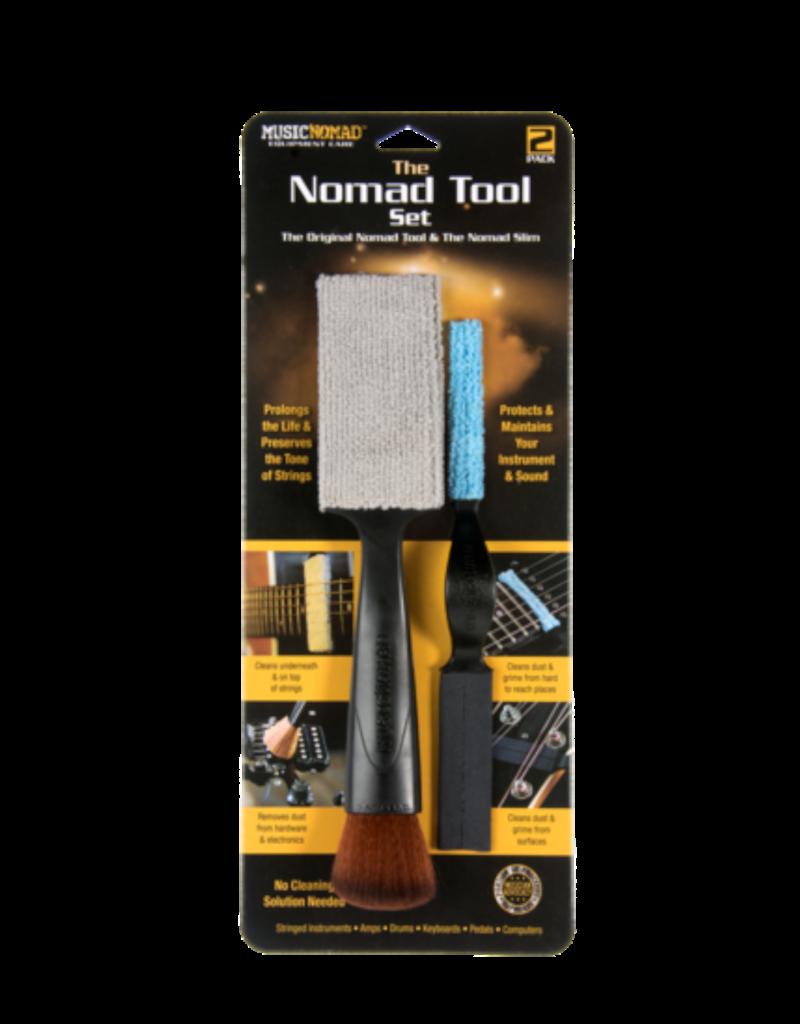 MusicNomad MusicNomad The Nomad Tool Set - The Original Nomad Tool & The Nomad Slim