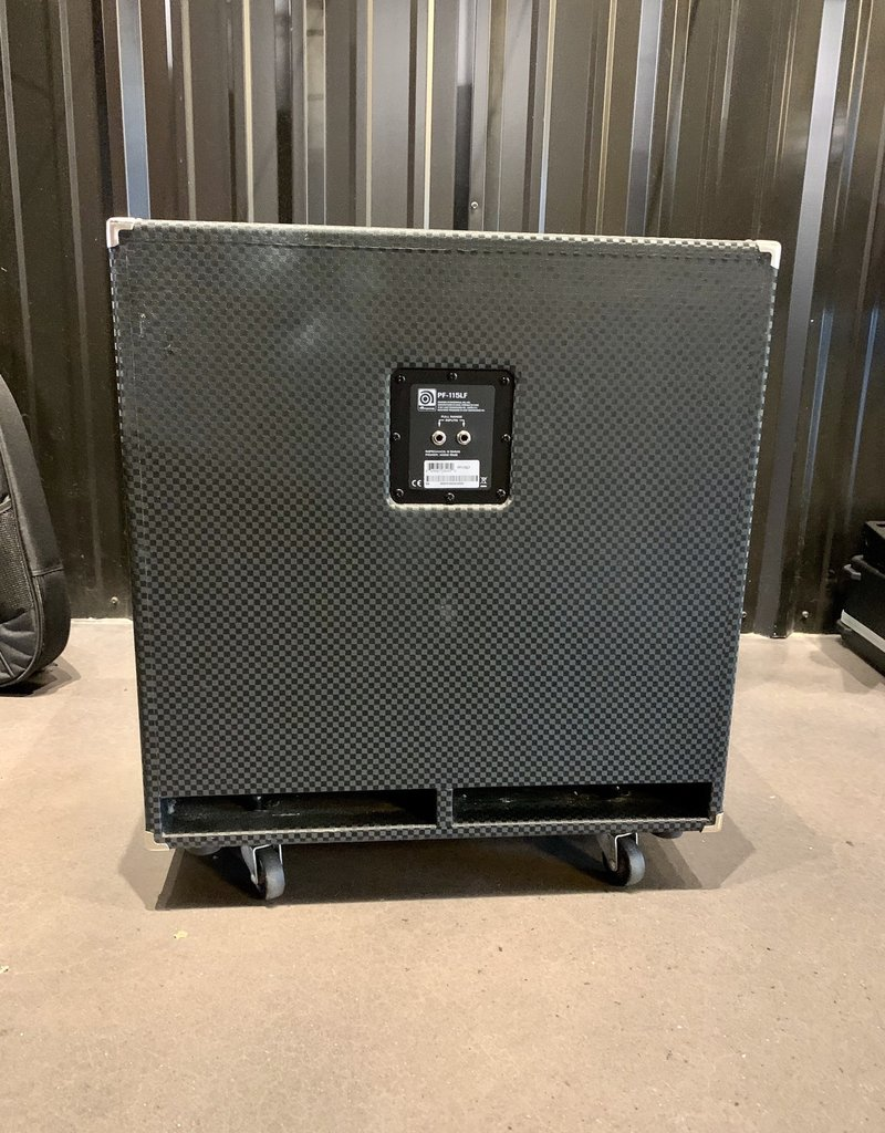 Used Ampeg PF115 1x15 Bass Cabinet