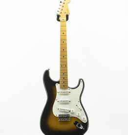 Fender Used 1956 Fender Stratocaster 2 Tone Sunburst Hardtail