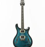 PRS PRS SE Hollowbody II Piezo Peacock Blue (C05592)