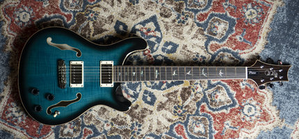 NEW RELEASE PRS SE Hollowbody w/ Piezo