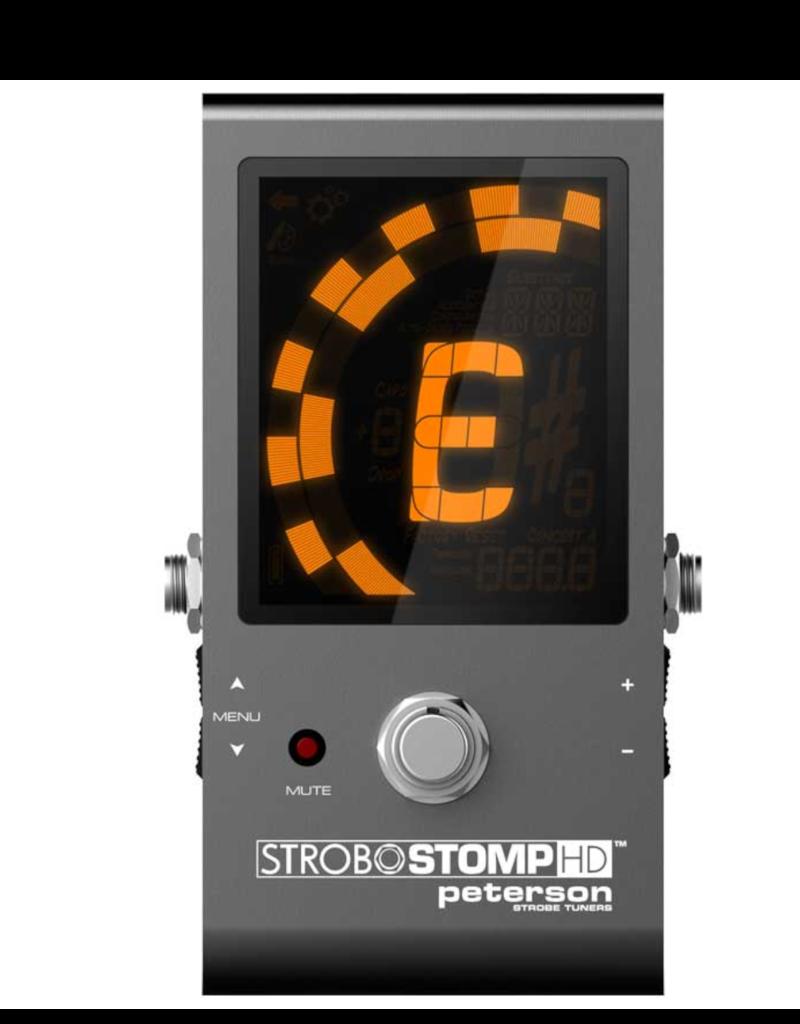 Peterson Peterson StroboStomp HD Tuner Pedal
