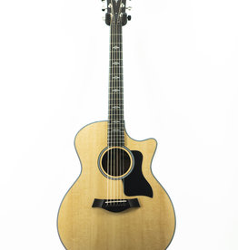 Taylor Taylor E14ce Ebony/Sitka Acoustic Electric Guitar