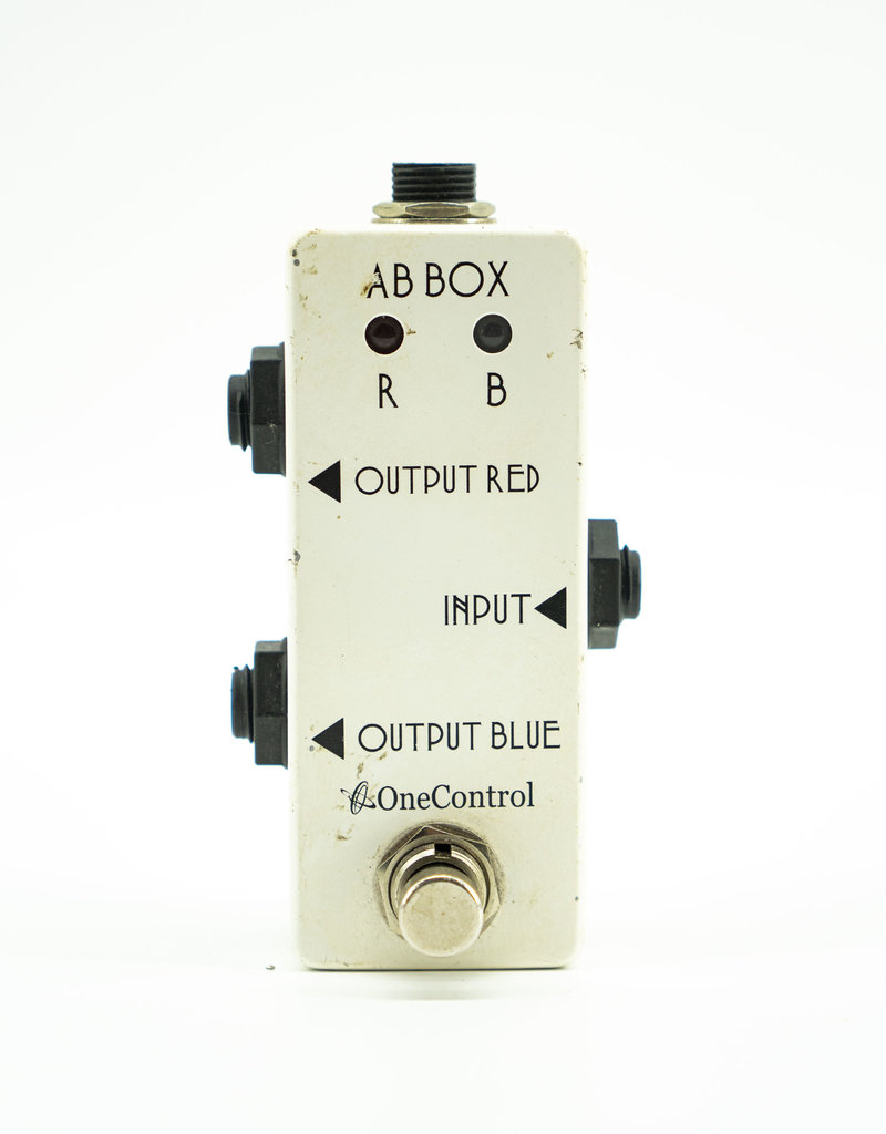 Used One Control AB Box