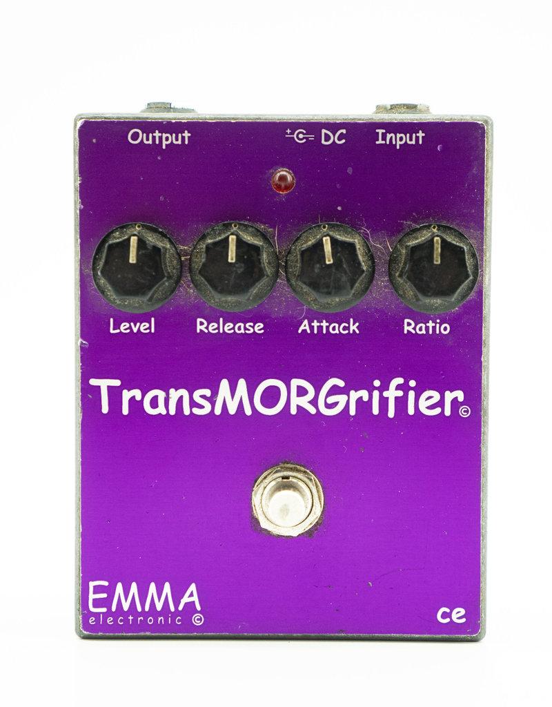 Used Emma Electronic TransMORGrifier Compressor Pedal