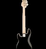 Squier Squier Affinity Series™ Precision Bass® PJ, Laurel Fingerboard, Black