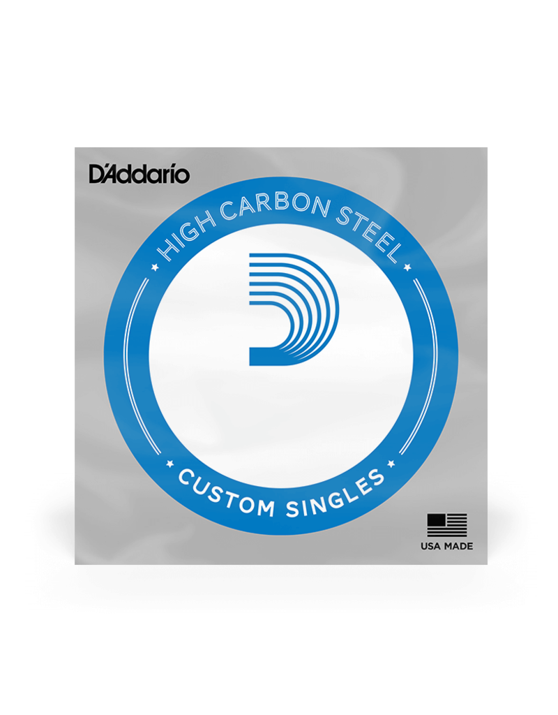 D'Addario D'Addario PL012 5 pack Single plain steel string for acoustic or electric instruments